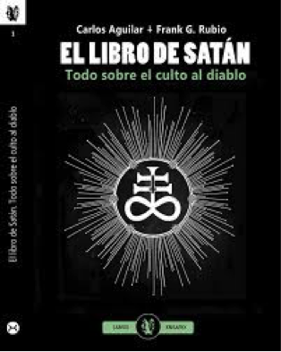 Frank Rubio-el libro de satán