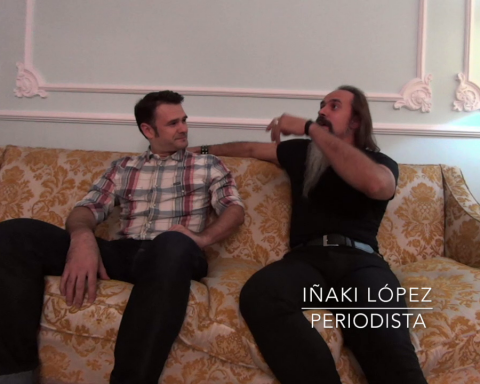 Iñaki Lopez - El Aullido del lobo - Rock and Roll