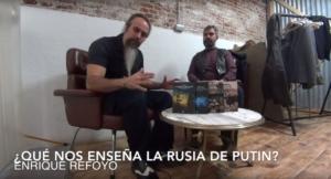 que nos enseña la Rusia de Putin