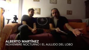 NOVIEMBRE NOCTURNO EN EL AULLIDO DEL LOBO