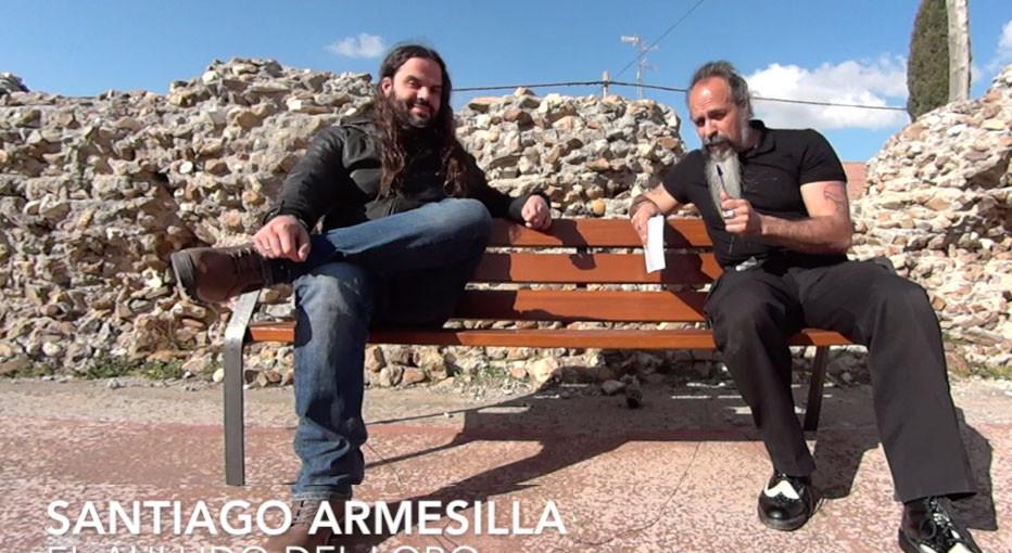 Santiago Armesilla en el Aullido del Lobo: Patriotismo español desde el marxismo.